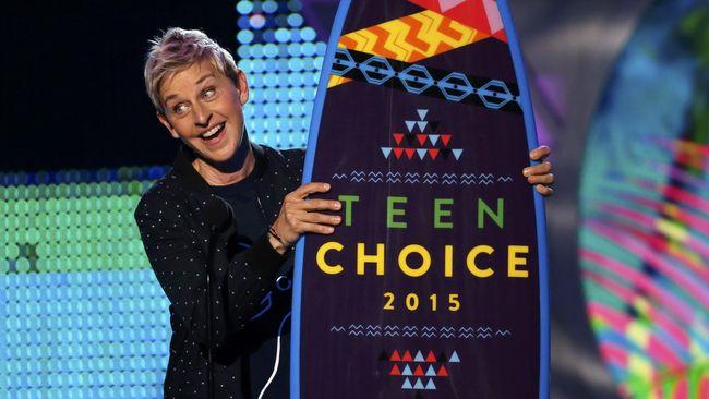 Ellen DeGeneres Ikut Menentang Hukuman Mati LGBT di Brunei