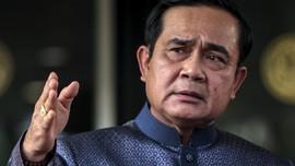 Protes Sambut Empat Tahun Pemerintahan Junta Thailand