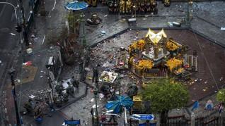 Polri Siap Bantu Telusuri Tragedi Bom Bangkok