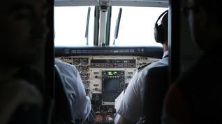 Pakai Izin Palsu, Pilot Pesawat Afrika Selatan Ditahan