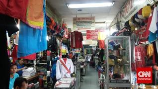 Pilkada Serentak Tak Menyentak Omzet Pedagang Pasar Senen