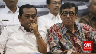 PDIP: Menhukham Tak Dievaluasi Terkait UU MD3