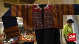 Kekayaan Tenun dan Songket Nusantara di Museum Tekstil
