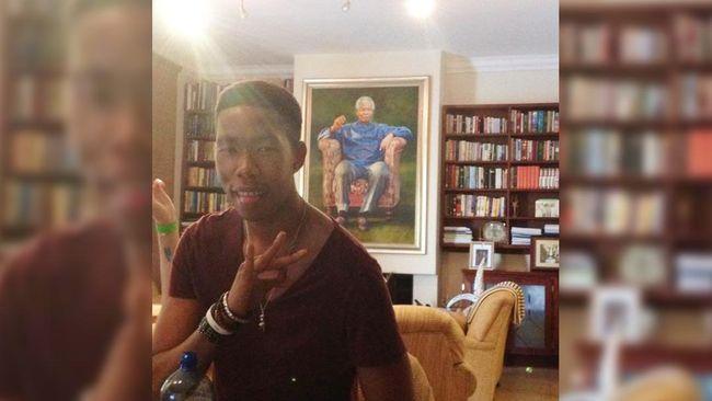 Dituduh Memerkosa, Cucu Nelson Mandela Dipenjara di Afsel