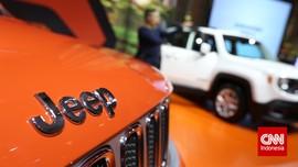 Fiat Chrysler dan Induk Peugeot Sepakat Merger