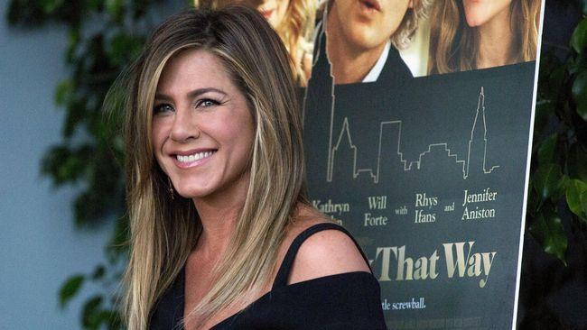 Jennifer Aniston Terima Honor Miliaran untuk Kembali ke TV