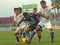Babak I: Spaso Bawa Persib Unggul 2-0 Atas Persiba