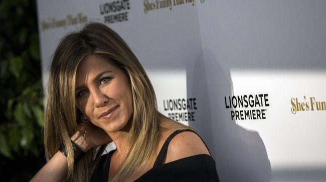 Jennifer Aniston: Saya Tidak Patah Hati