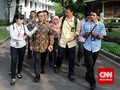 Fokus Ekonomi, Jokowi Tak Pernah Bahas soal Maaf untuk G30S
