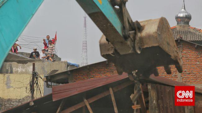 YLBHI Kritik Omnibus Law Soal Penggusuran Lahan Warga