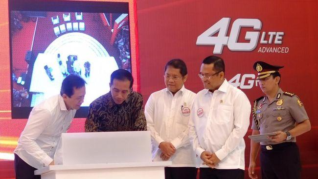 Smartfren Luncurkan  4G LTE Advanced Pertama di Indonesia