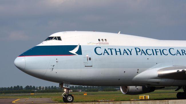 Cathay Pacific Ancam Pecat Staf yang Ikut Demo Hong Kong