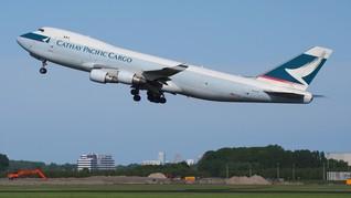 Ketahuan Ikut Demo Hong Kong, 2 Pilot Cathay Pacific Dipecat