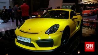 Bea Masuk Naik, Importir Porsche Naikkan Harga Jual 10 Persen