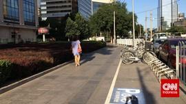 Melongok Beijing, Surga Bagi Pejalan Kaki