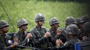 Sebanyak 70 Persen Militer Korsel Pakai Kosmetik