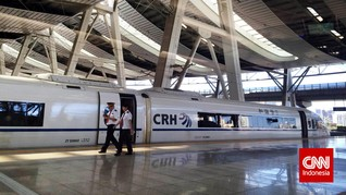 Ahok Usulkan Gambir dan Manggarai Jadi Stasiun Kereta Cepat