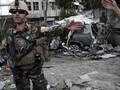 Bom di Kabul Tewaskan 12 Orang