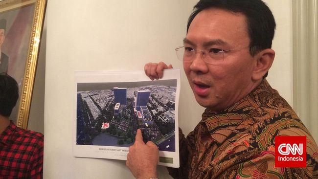 KPK Minta BPK Investigasi Pembelian Lahan RS Sumber Waras