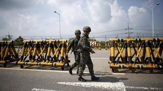 Seharian di Zona Ketegangan Korea Selatan dan Korea Utara