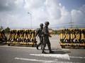 Korut-Korsel Bertemu untuk Kurangi Ketegangan Militer