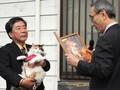 Perkenalkan Nitama, Kucing Baru Kepala Stasiun Kereta Kishi
