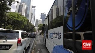 Transjakarta Mulai Kaji Biaya Operasional Bus Listrik