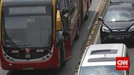 Dihentikan Ahok, Bus Zhong Tong Beroperasi Lagi di Jakarta