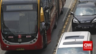 Demo Buruh, TransJakarta Alihkan Sejumlah Koridor