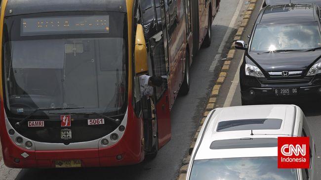 Dishub DKI Pastikan Bus Zhong Tong Layak Beroperasi