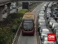 Pagi Ini Rekayasa Rute TransJakarta Akali Kemacetan Dimulai