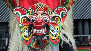 Kemeriahan Libur Lebaran di Banyuwangi