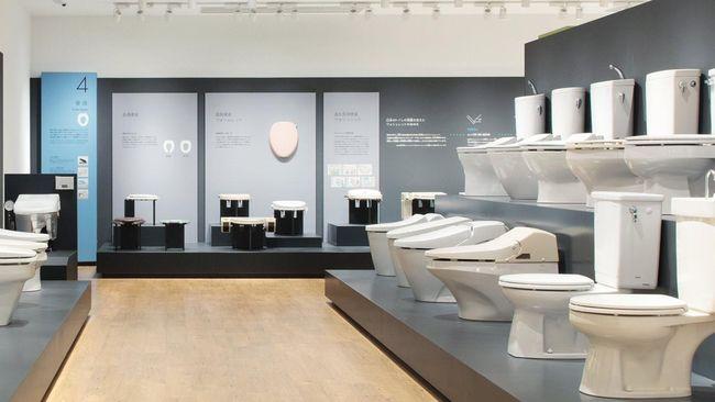 Dilengkapi Fitur Canggih, Satu Toilet Dijual Rp150 Juta