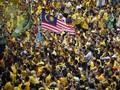 Dituntut Mundur, PM Najib Sebut Massa Dangkal dan Miskin
