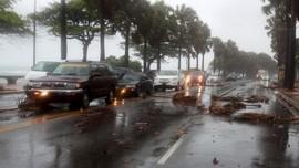 Badai Erika Terjang Dominika, 12 Orang Tewas