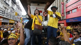 Pemimpin Gerakan Bersih Malaysia Bebas usai 10 Hari Ditahan