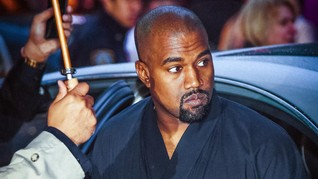 Lagu Terbaru Kanye West Ditertawai Anak Michael Jordan