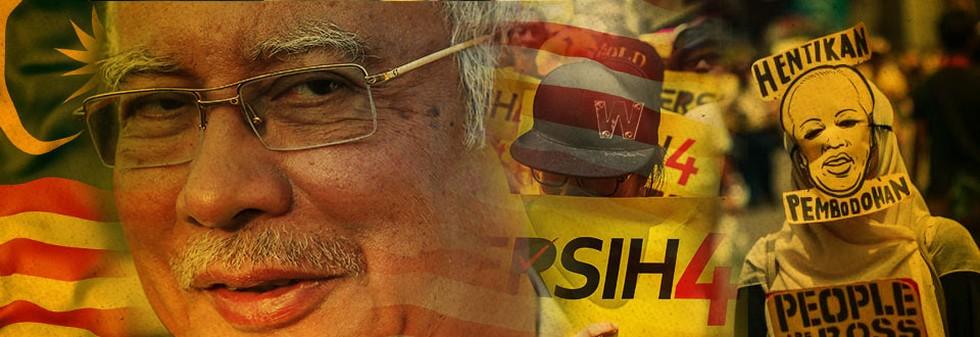 Aksi Bersih Menggoyang Malaysia