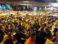 Para Aktivis Bersih 4 Terancam Hukuman 15 Tahun Penjara