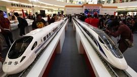 Proyek KA Cepat Jakarta-Bandung Mundur dari Target