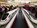 Garap Kereta Cepat, Indonesia dan China Bentuk Perusahaan