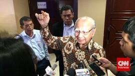 Emil Salim Soal Ibu Kota Baru: <i>Please</i> Dengar Opsi Lain