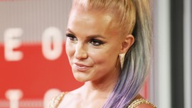 Disebut Alami Stres, Britney Spears Minta Fan Jangan Khawatir