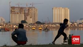 Waduk Pluit Penentu Kesuksesan MRT Jakarta