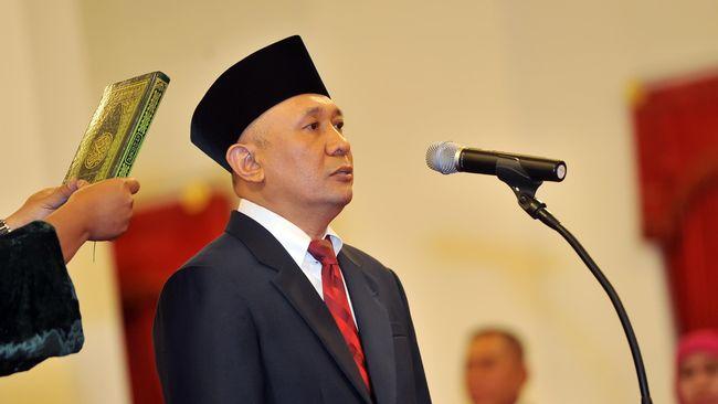 Penjelasan Ulang Teten Soal Freeport Tak Singgung APBN Kolaps