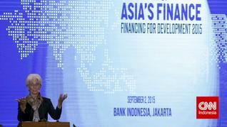 Disambangi Bos IMF, Pimpinan DPR Waspadai Sodoran Utang Baru