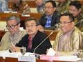 Menperin Saleh Husin Lantik Ulang 5 Pejabat Eselon I