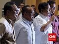 Ditinggal PAN, Koalisi Prabowo Klaim Tetap Solid
