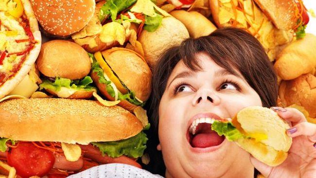 Studi: Soda dan Junk Food Bukan Penyebab Obesitas