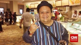 Rony Dozer Turunkan Bobot 15 Kg untuk Hindari Obesitas